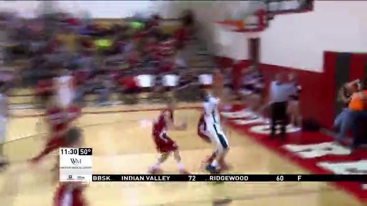 12.1.15 Boys' Basketball: Toronto vs. Bellaire