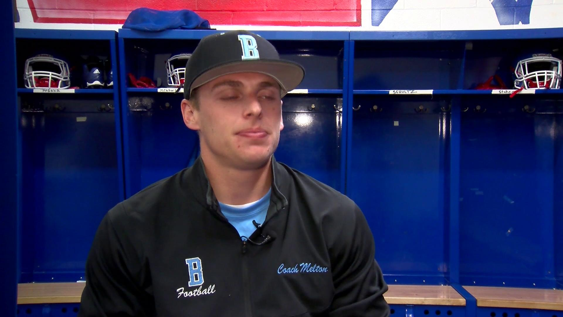 VIDEO 2016 Media Day: Zack Melton
