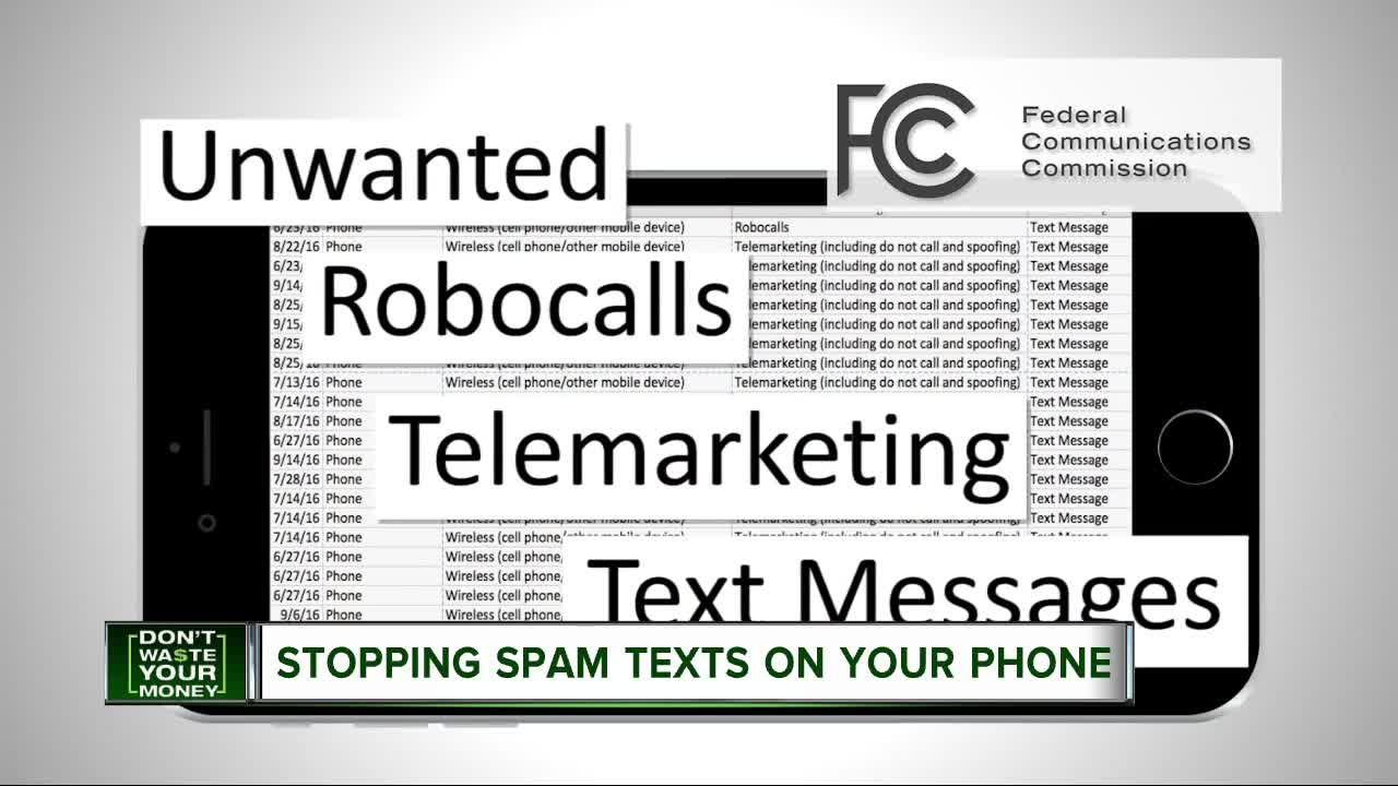 Spam texts: How they get your number and what you can do to