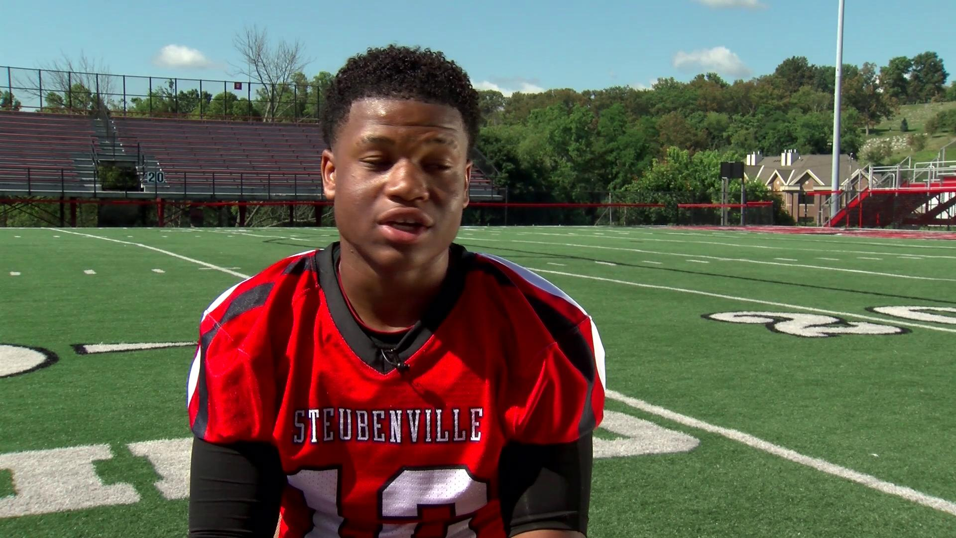 VIDEO 2016 Media Day:  Shyoun Petteway