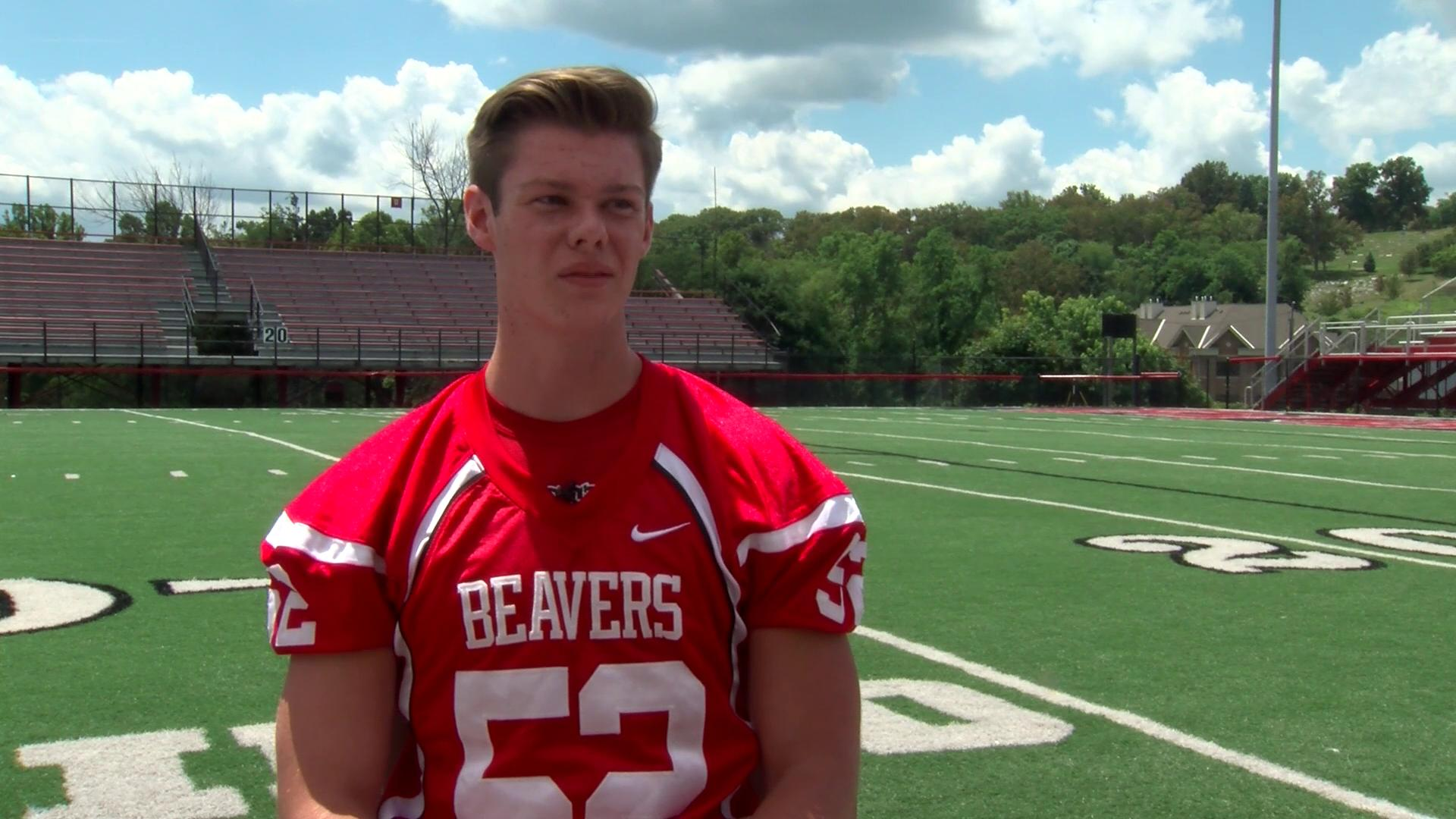 VIDEO 2016 Media Day:  Zach Millhorn