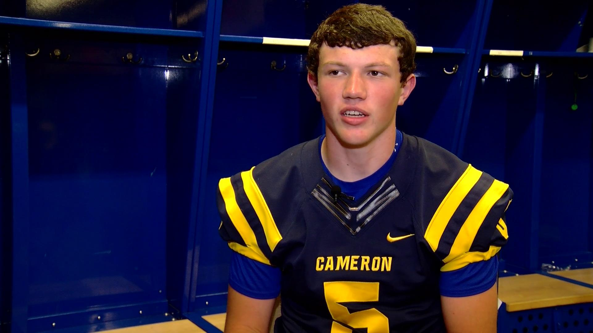 VIDEO 2016 Media Day: Trey Routt