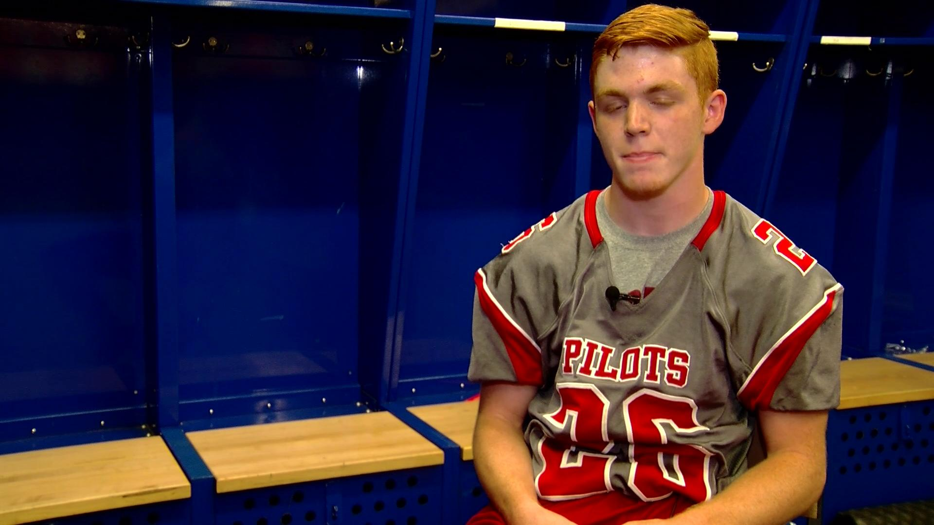 VIDEO 2016 Media Day:  Braden Whetsell
