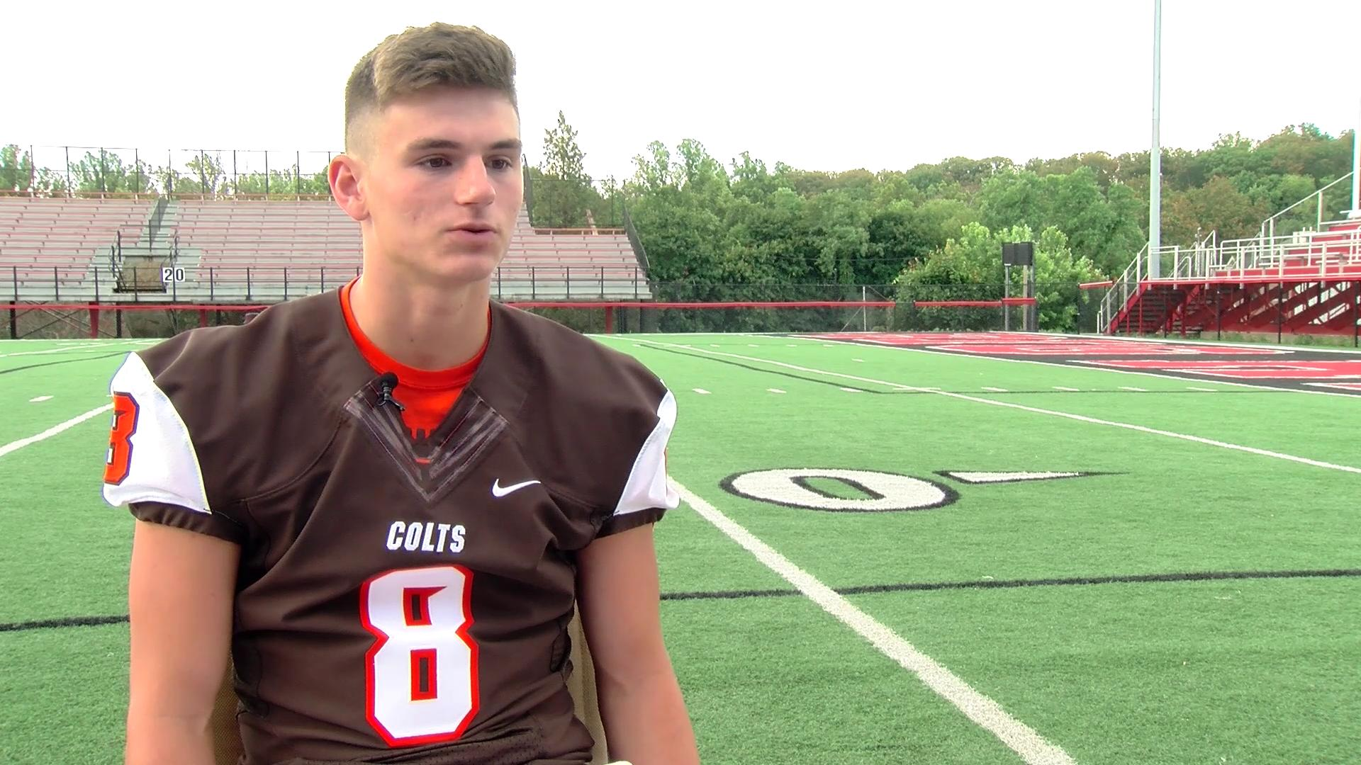 VIDEO 2016 Media Day: Parker Black