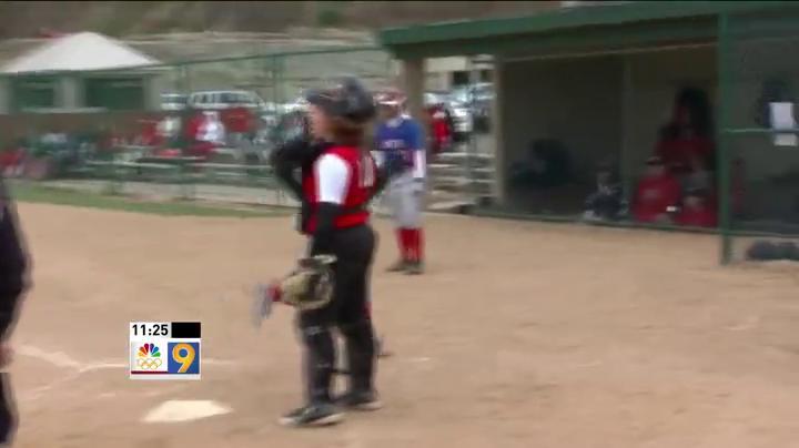 4.2.16 Video - Steubenville vs Wheeling Park - softball