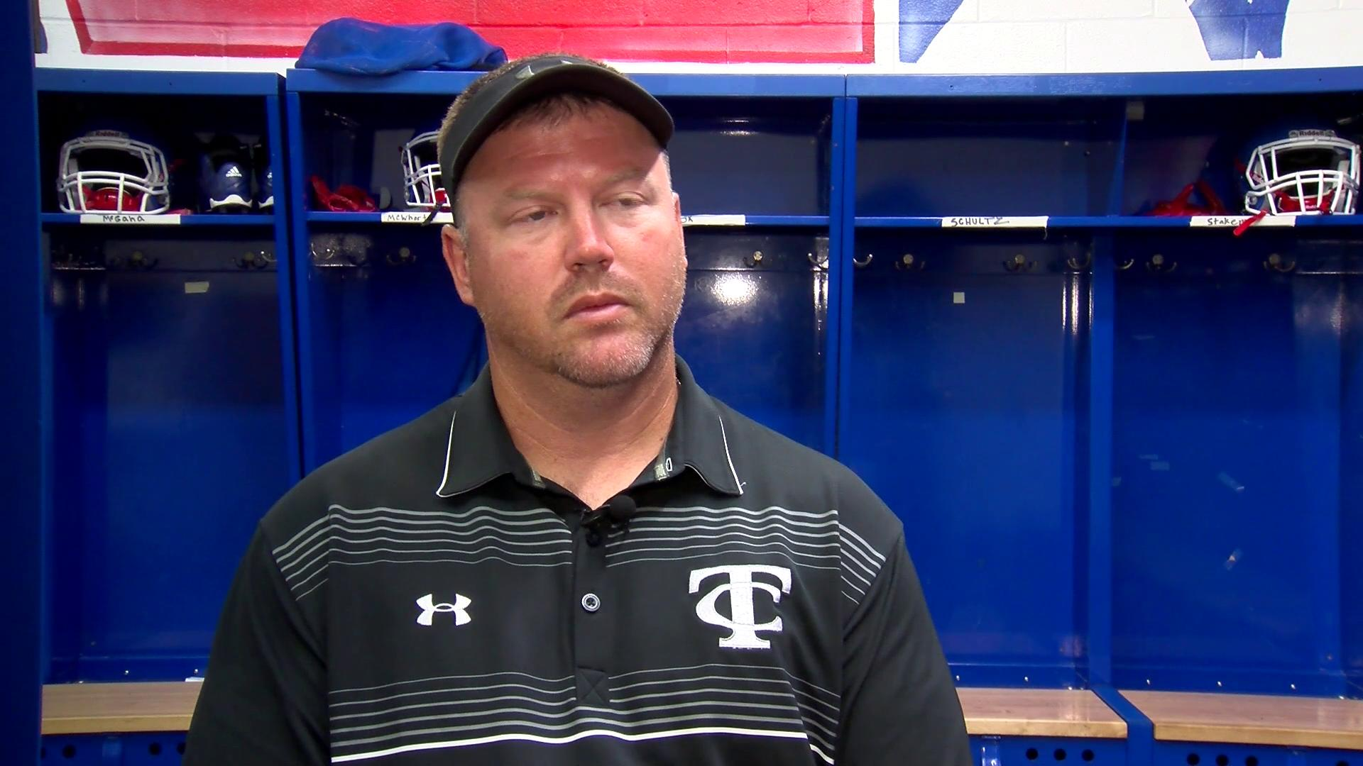 VIDEO 2016 Media Day: Head coach Ryan Walton