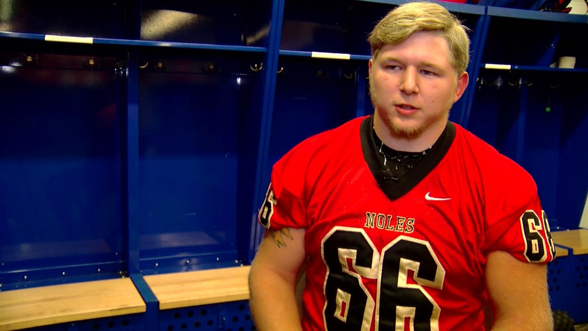 VIDEO 2016 Media Day: Matt Deskins