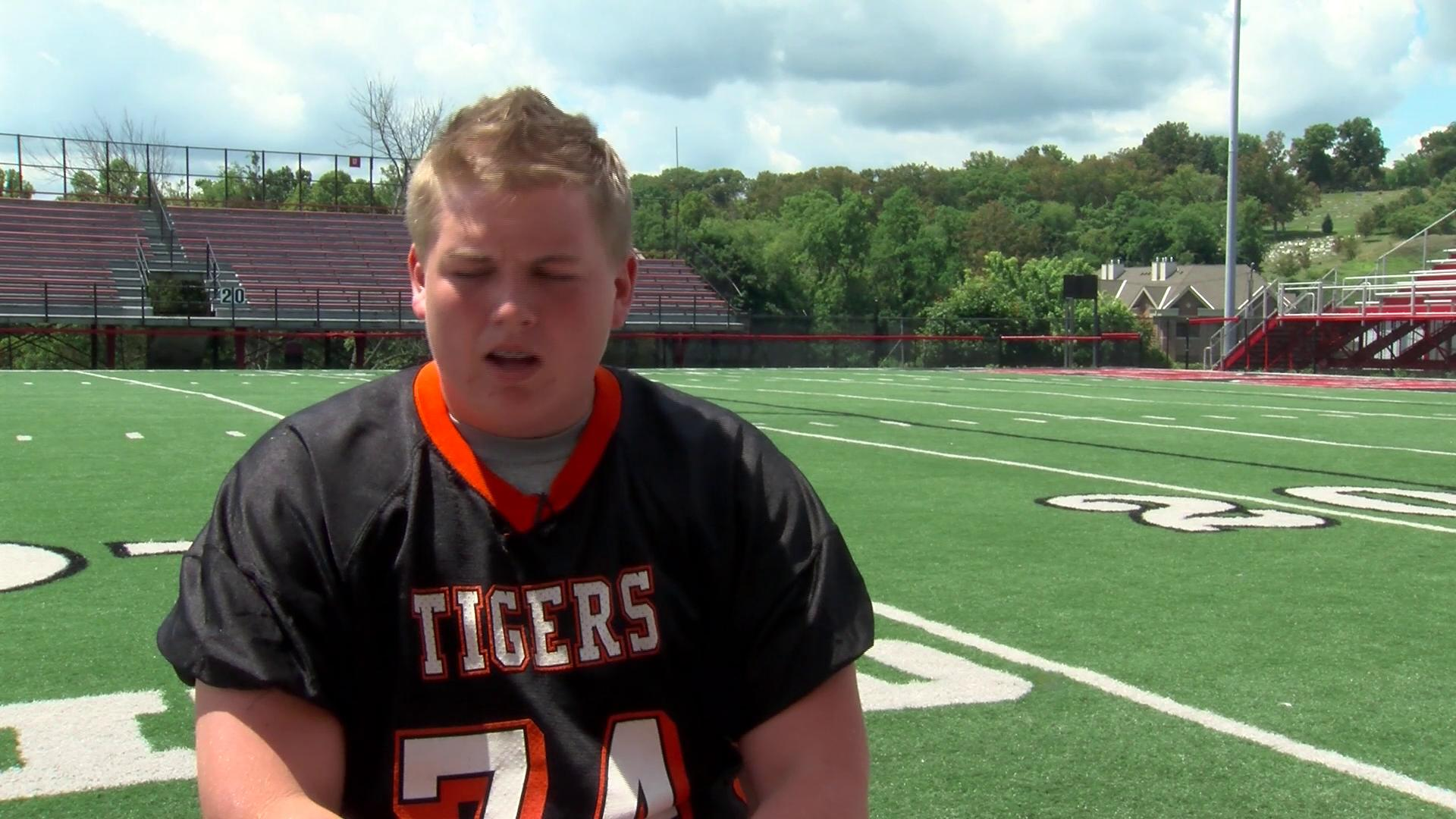 VIDEO 2016 Media Day: Ryan Miller