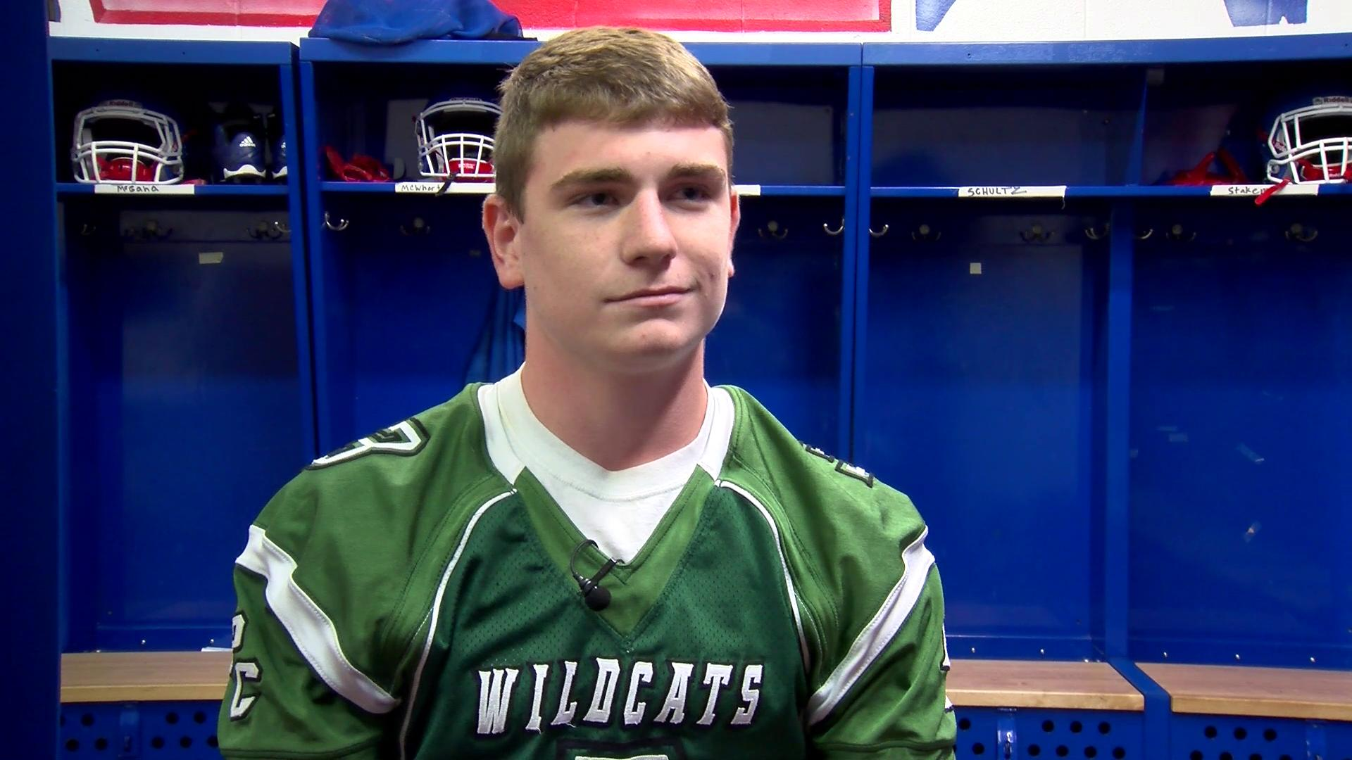 VIDEO 2016 Media Day: Aaron Heasley