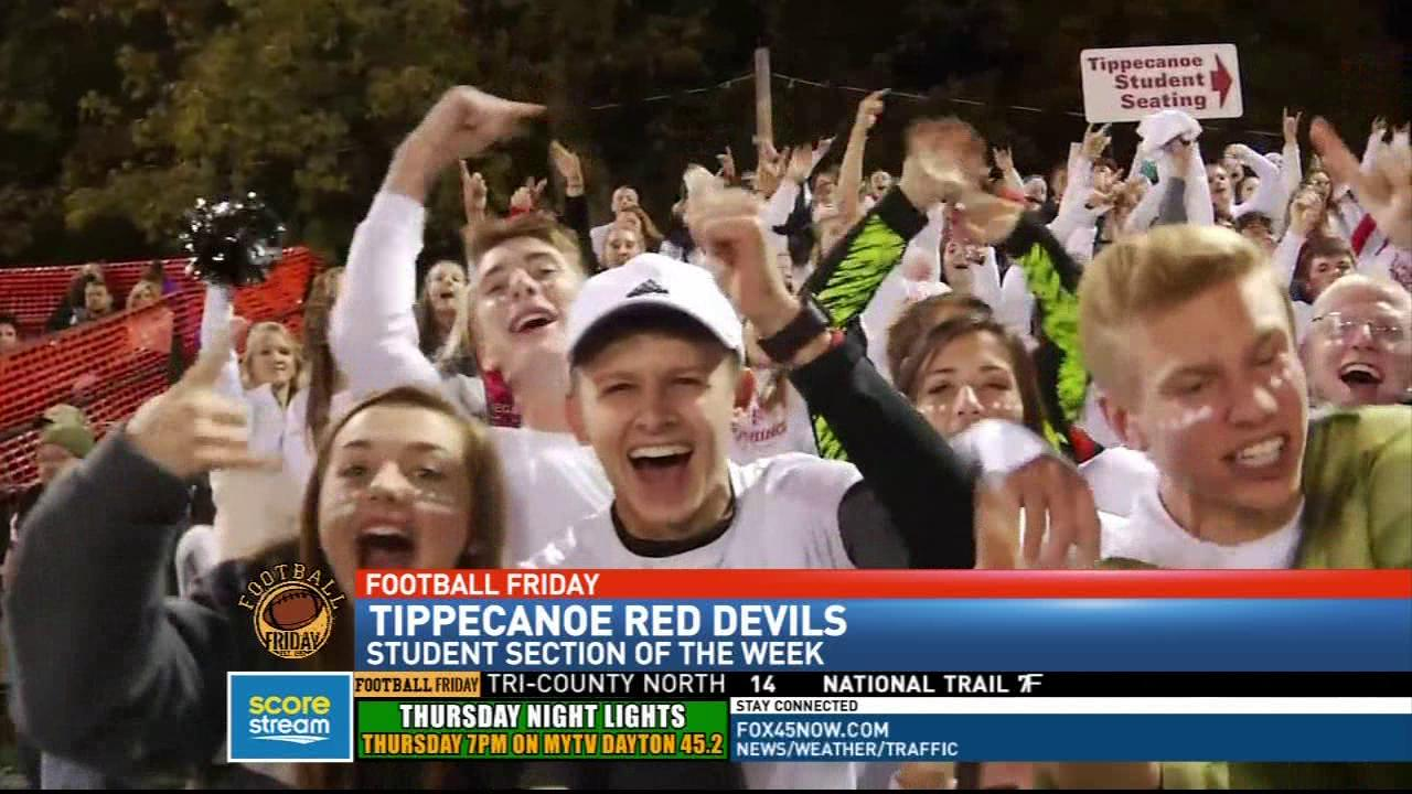 Week 10: Tippecanoe Red Devils