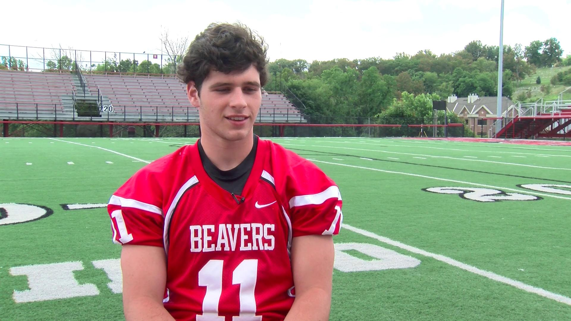 VIDEO 2016 Media Day: Logan Bouscher