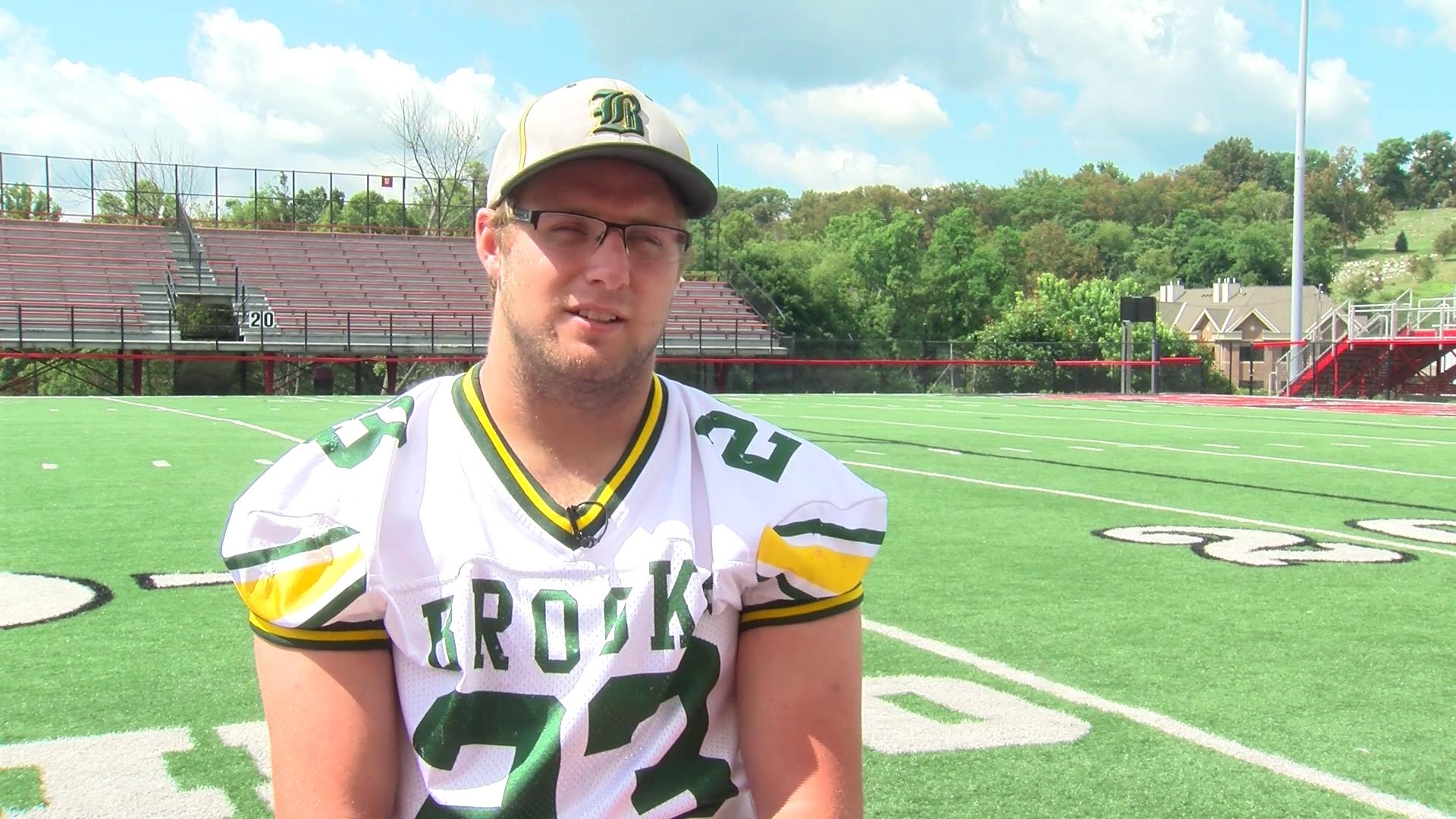 VIDEO 2016 Media Day:  Alex Edgell