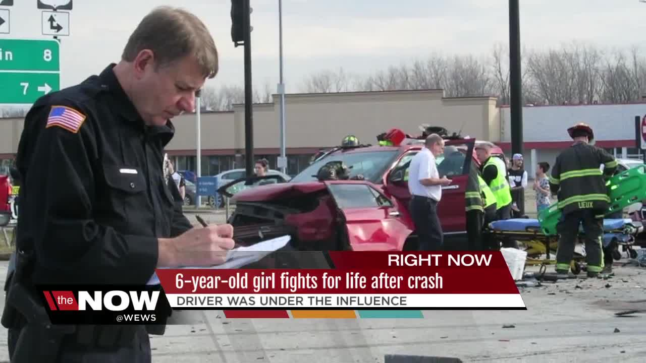 girl race car driver crash