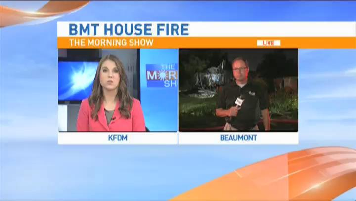 Beaumont House Fire