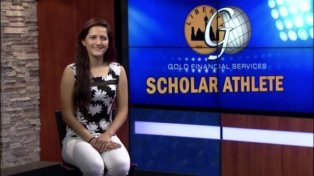 2015: O'Connor and Steele Scholar Athlete