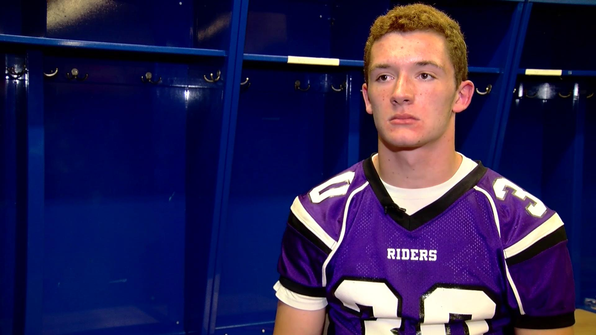 VIDEO 2016 Media Day: Logan Selby
