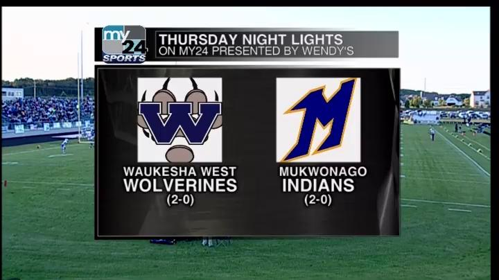 Complete Game Week 3 Waukesha West vs Mukwonago