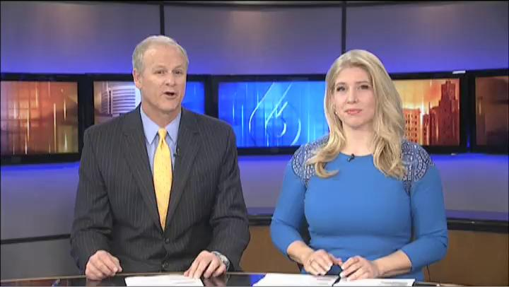KFDM reports live with ORCO Sheriff Keith Merritt reacting to $5 million cocaine bust