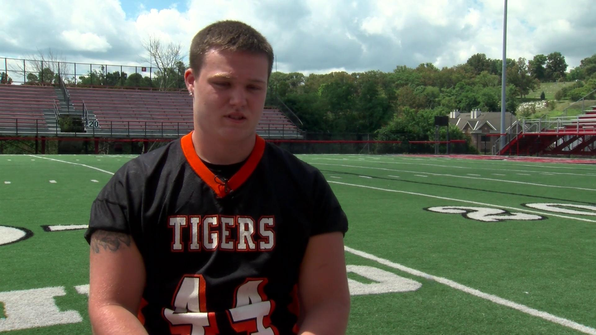 VIDEO 2016 Media Day: Hayden Jackson