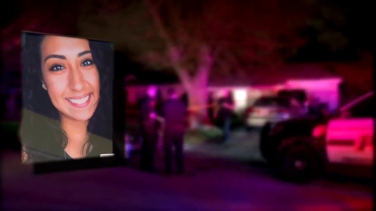 Police search for killer after aspiring teacher is murdered in her home