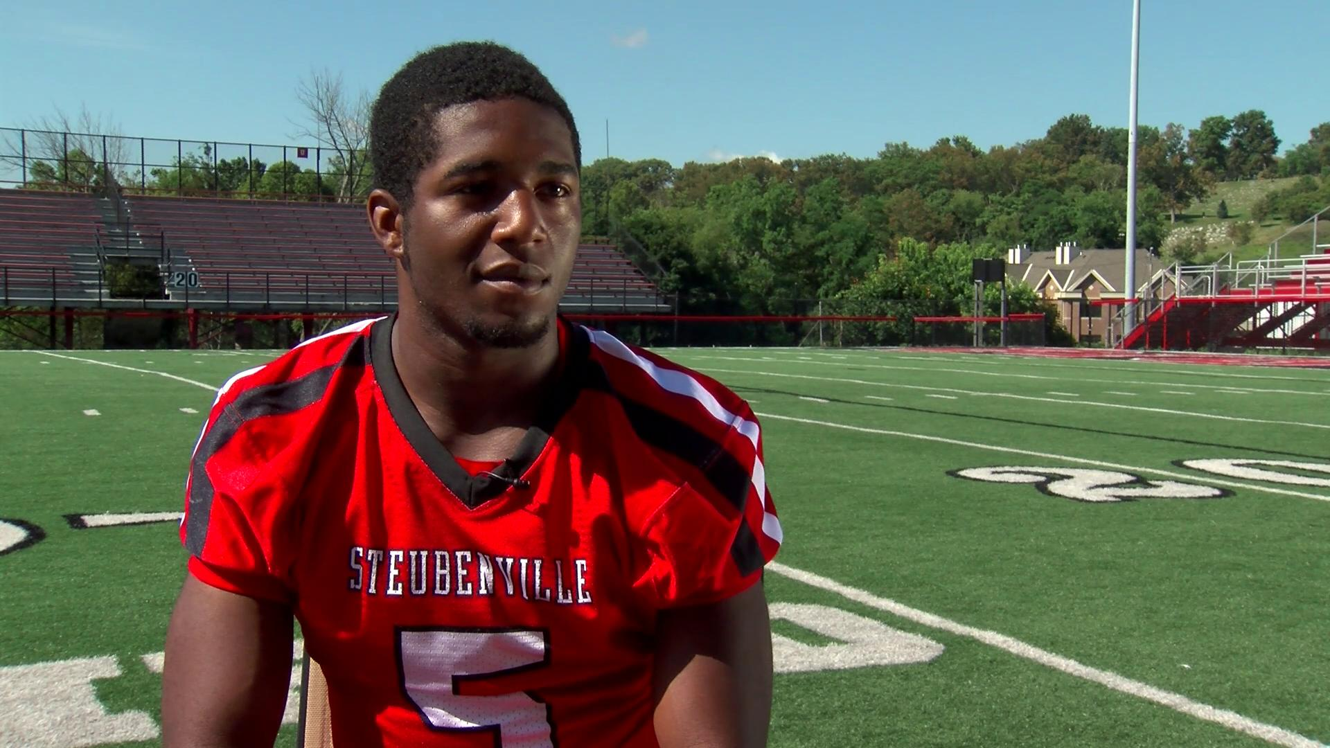 VIDEO 2016 Media Day:  Jalen McGhee