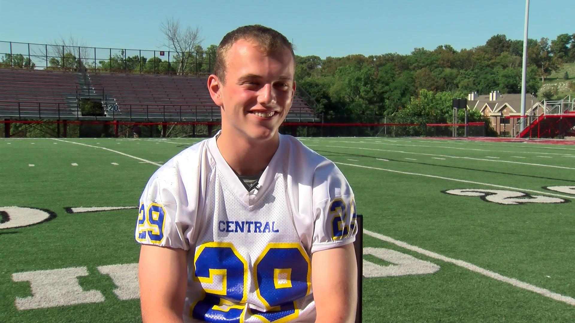 VIDEO 2016 Media Day:  Daniel Harris