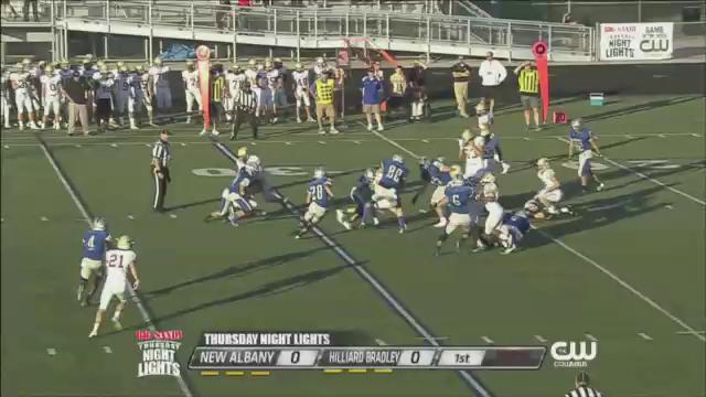 Week 2 Highlights - Hilliard Bradley clinches win at home
