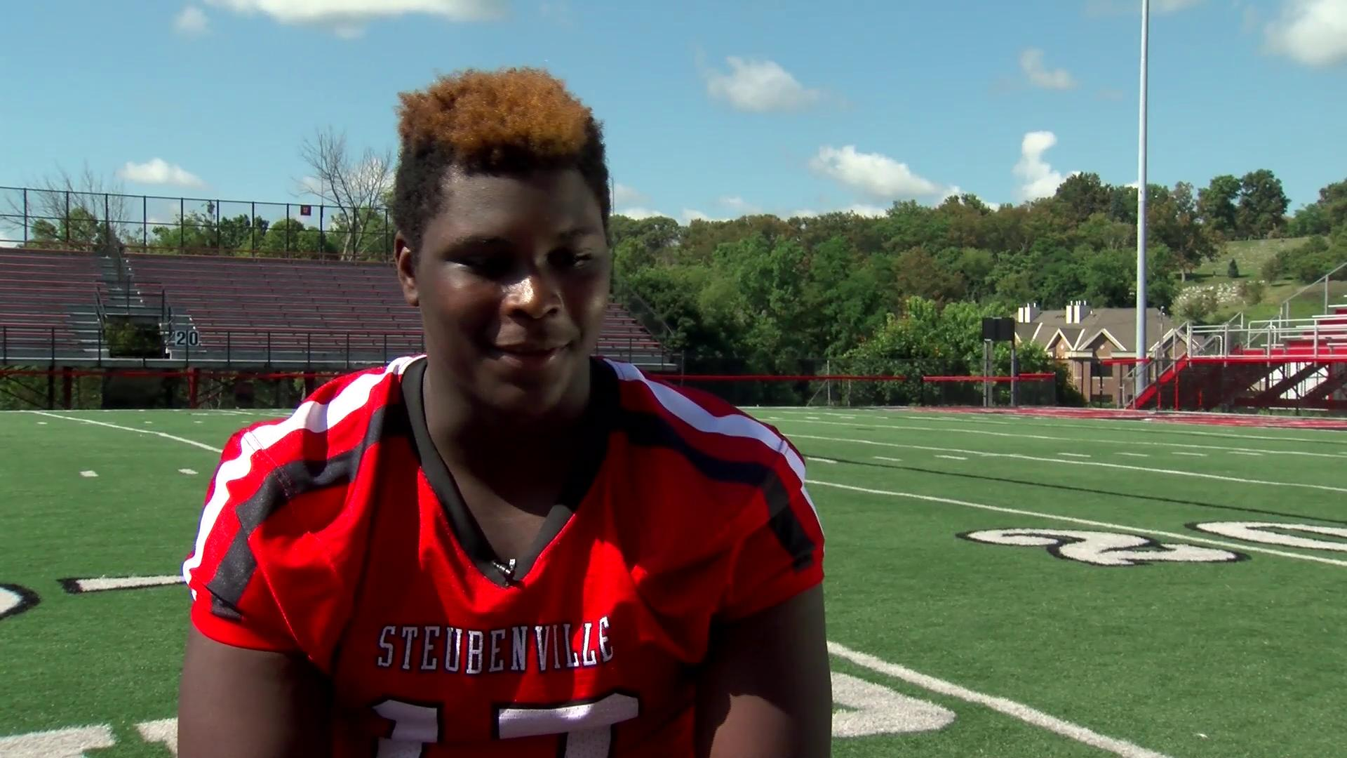 VIDEO 2016 Media Day:  Charles Reeves